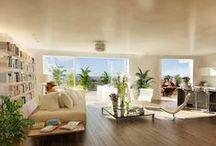 Penthouse und Loft