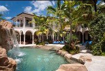 Luxuriöse Swimmingpools