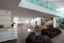 Luxuriöse Wohnzimmer