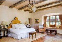 Luxuriöse Schlafzimmer