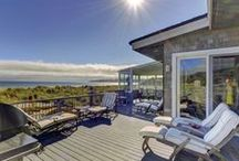 Luxuriöse Terrassen & Balkone