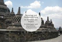 Borobudur Indonesien / Der Borobudur ist eine der größten buddhistischen Tempelanlagen in Südostasien, die man bei einer Reise nach Java nicht vermissen sollte. ✔ http://bit.ly/java-overland