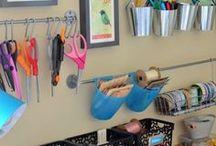 Inspiration: Organisation / Organising your home, work, life