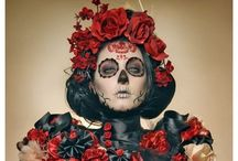 Day of the Dead/Halloween ! / Artists wanted! / by Theresa Huerta