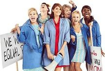 Made In Dagenham The Musical / The brand new star studded cast of Made In Dagenham has come to the West End.  Gemma Arterton takes up the lead role in the show that captures the true story of equal rights pay for women in the Ford motor factory in the 60's