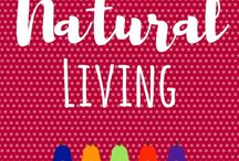 Natural living / Natural Living | Essential Oils | Beeswax recipes | Eco-friendly | Chemical free