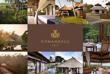 Kamandalu Ubud Hotel Bali / Das Hotel Kamandalu Resort Ubud ist ähnlich einem balinesischen Dorf gestaltet. Der traumhafte Garten ist eine Oasa der Ruhe und Erholung auf Bali.  ✔ http://bit.ly/kamandalu