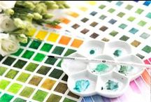 Color Chart / Watercolor