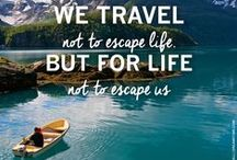 Travel destinations... / Travel