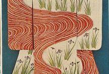 Japanese art influences / Art Inspiration
