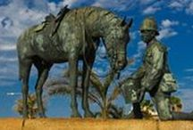 Statues, Monuments and Memorials
