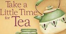 Tea party!!