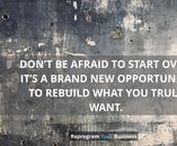 Reprogram Your Business / - hoe kom je van waar je bent naar waar je wilt zijn -