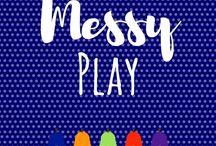Messy Play / Messy play | Sensory play | Tuff spot activities