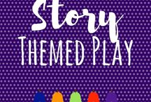 Story-themed play