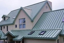 Metal Roofs / by Int'l Roofing Expo