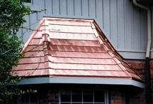 Copper Roofs / by Int'l Roofing Expo