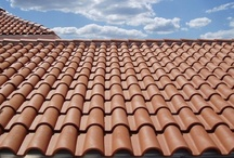 Tile Roofs / by Int'l Roofing Expo