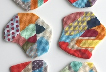 DIY (hama, embrodery, shrinking plastic etc.) / by Line Kristensen
