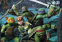 TMNT 2012/2015 / TURTLE POWER!!!!!!!!!!!!! / by MATHEMATICAL!!