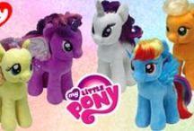 My Little Pony / My Little Pony Beanie Babies!