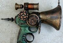 Steampunk / Steampunk jewelry, clothes and others