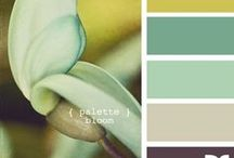 BLUES & GREENS! / Consider an analogous color theme...