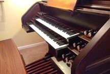 """Wicks Fuga Pipe Organ / Brian Ebie rebuilt a 1936 Wicks """"Fuga Deluxe"""" pipe organ.  These are pictures of the restoration process."""