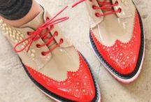 Shoespiration / Beautiful shoes don't need to hurt