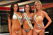 The Contest Babes of Bikefest! / Bikini Contestants for 2014