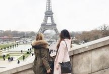From Paris With Love <3 / Paris is always a good idea <3 Everything about the city of love!