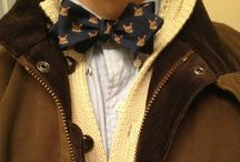 Bow Ties / I like to rock a bow tie now and then