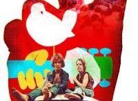 WOODSTOCK-1969 / Woodstock NY ~ Aug 15-18, 1969.  Three Days of Peace & Music Festival at Max Yasgurs farm
