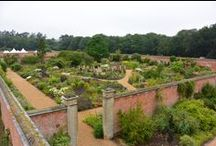 Holkham Walled Gardens / An exciting project is underway at Holkham to restore the 6½ acres of walled gardens which were originally laid out by Samuel Wyatt during the late 1700s. The restoration project is now in its fifth year.