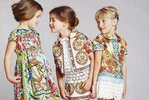 Fashion for my kids / Lo más bonito para las mas bonitas