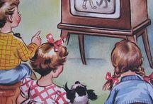 I  LOVE. T. V. / TV & old radio shows