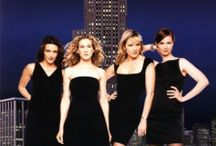 SEX & the CITY / Samantha~Carrie~Miranda~Charolette