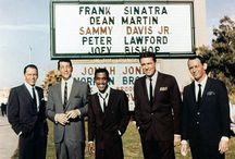 THE RAT PACK / The Rat Pack was Frank Sinatra-Dean Martin--Sammy Davis Jr.-Joey Bishop
