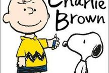 Snoopy~Peanuts / Peanuts. Charlie Brown. Snoopy. Woodstock. Sally. Linus. Peppermint Patty. Marcie. Lucy. Schroeder. Pig Pen. Charles Schultz created Peanuts in 1950.