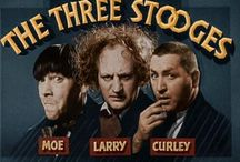 THE 3 STOOGES / Love the 3 stooges.