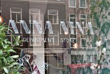 Amsterdam / Adresses amstellodamoises