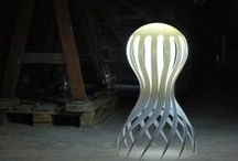 3D Printed Home Decor And Lighting / 3D printed home decor , home accessories and lighting.