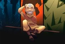 Avatar / The last Airbender and The Legend of Korra
