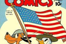 Disney comics / Disney comics covers