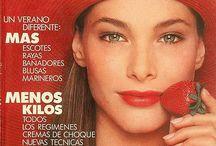 Mis revistas.... / La estética de mi juventud