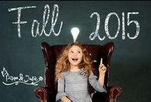 Fall '15 Lookbook / Pippa & Julie Fall 2015 Lookbook