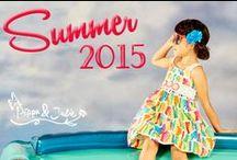 Summer 2015 Lookbook / Pippa & Julie Summer 2015 Lookbook