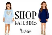 SHOP Fall 2015 / Shop the Fall 2015 Pippa & Julie line today!