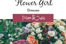 Fit for a Flower Girl / Flower Girl Inspiration from our design room to yours!