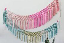 Materials - Yarn & String
